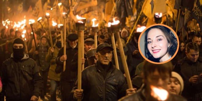 """Активисткиња """"Евромајдана"""" са неонацистичким везама постала менаџер Фејсбука за јавну политику"""