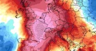 """Европа у пламену и мраку: Запад се """"топи"""" од рекордних врућина, ево када стижу у Србију (видео) 4"""