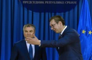 ВОЛОДИН ПРЕНЕО ПУТИНОВУ ПОРУКУ: Спремили смо сибирску кажњеничку колонију!