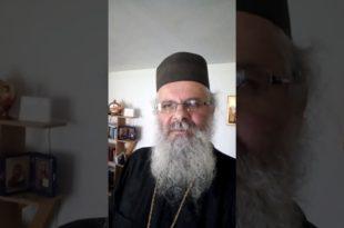 Архимандрит др Никодим Богосављевић: Сви епископи СПЦ су у јереси (видео)