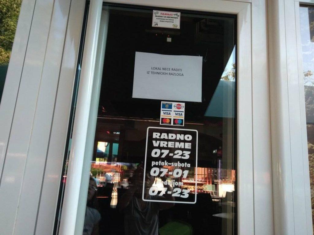 Бајина Башта: 90% угоститеља затворило је локале због терора финансијске инспекције