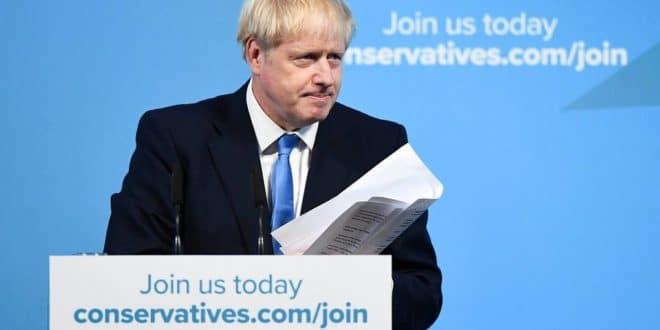 Главни брегзитовац – Борис Џонсон – сутра преузима владу Велике Британије 1