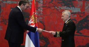 Нови амбасадор Русије Боцан-Харченко уручио акредитиве Вучићу 8