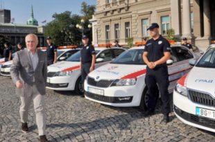 Београд: Комунална милиција добила 40 нових аутомобила!