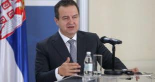 Дачићу, ти си једна од највећих штеточина на српској политичкој сцени!