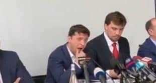 """Оживела сумњичења за председника Украјине Зеленског да је """"на кокаину"""" (видео)"""