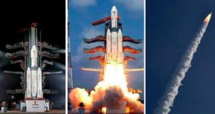 """Индија према јужном полу Месеца послала """"Месечеву лађу"""" (видео) 1"""