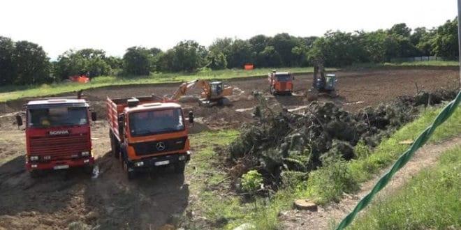 Напредна банда фалсификовала податке о дивљој градњи на Kошутњаку 1