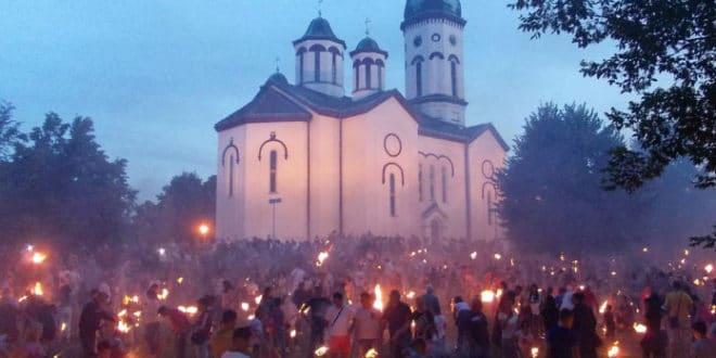 Лозница: Лиле обасјале Петровдан
