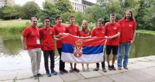 Три злата за српске математичаре у Великој Британији, међу десет најбољих на свету 1