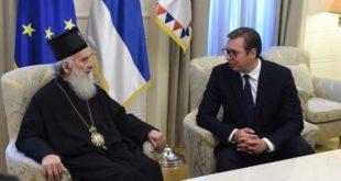 Вучић и Иринеј се договорили да држава и Црква заједно прославе 800 година СПЦ 11