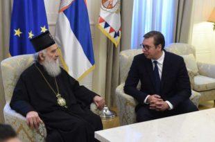 Вучић и Иринеј се договорили да држава и Црква заједно прославе 800 година СПЦ 20