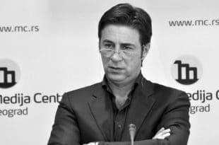 Годину дана од убиства адвоката Мише Огњановића: Без починиоца и налогодаваца, али и без одговора да ли је био на мерама 2