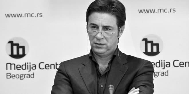 Годину дана од убиства адвоката Мише Огњановића: Без починиоца и налогодаваца, али и без одговора да ли је био на мерама 1
