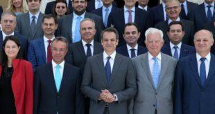 Мицотакис на првој седници Владе Грчке: Нови модел владања, 12 приоритета 19