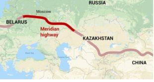 """Нови """"Пут свиле"""": Русија ће изградити аутопут од 2.000 километара који повезује Европу и Кину 1"""