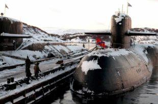 Пожар у руској научно-истраживачкој подморници, погинуло 14 подморничара 1