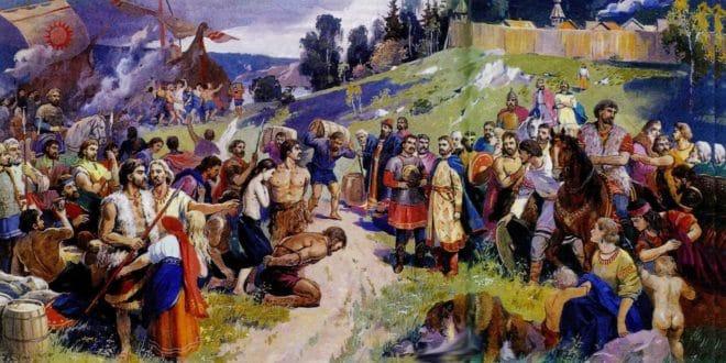 ИЗМИШЉЕНО ДОСЕЉАВАЊЕ СРБА И СЛОВЕНА НА БАЛКАН У 6. И 7. ВЕКУ: 1. део – Како је све почело? 1