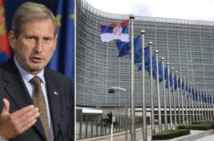 ПУТУЈ ЕВРОПО! ЕУ захтева од Србије да од Срба направи геноцидни народ!