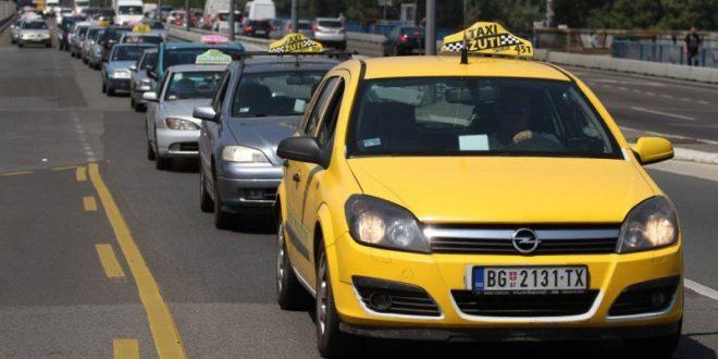 Милионски дугови: Готово 4.000 београдских таксиста није платило порез 1