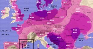 Први становници Балкана… 3