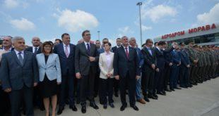 САМО У СРБИЈИ Погледајте видео прилог о фантомском Вучићевом аеродрому у Краљеву (видео) 6