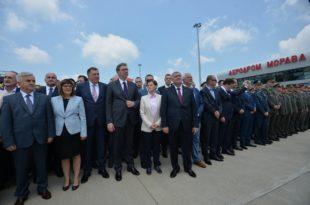 САМО У СРБИЈИ Погледајте видео прилог о фантомском Вучићевом аеродрому у Краљеву (видео)