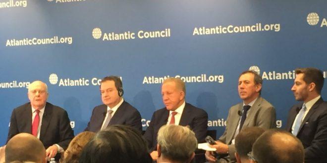 Америчка невладина организација Атлантски савет проглашена непожељном у Русији 1