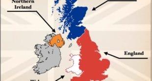У јавност процурио тајни документ који предвиђа распад Велике Британије на четири државе! 2