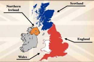 У јавност процурио тајни документ који предвиђа распад Велике Британије на четири државе!