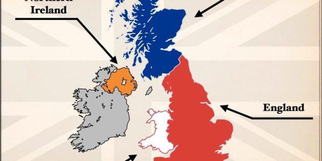 У јавност процурио тајни документ који предвиђа распад Велике Британије на четири државе! 1