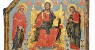 Свети Јустин Нови (Ћелијски): Највећи између рођених од жена – беседа трећа на рођење Св. Јована Крститеља 1