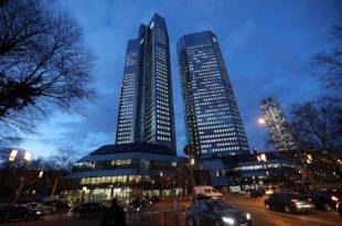 Како је пропала Дојче банка, дика немачке економије