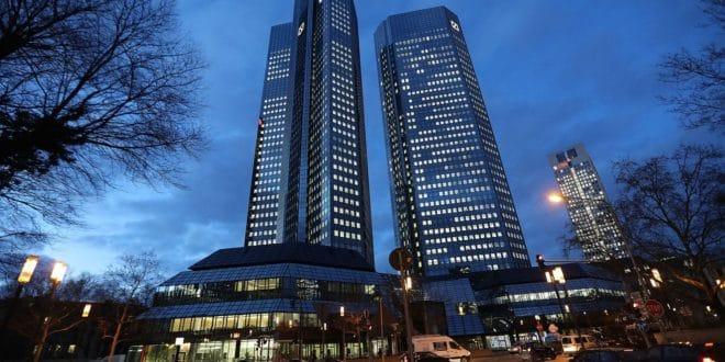 Како је пропала Дојче банка, дика немачке економије 1