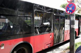Kатастрофално стање у ГСП-у однело прве жртве: Аутобус експлодирао на Дедињу, има повређених