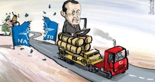 Ердоган планира заједничку производњу оружја са Русијом