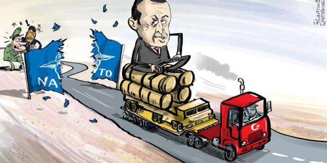 Ердоган планира заједничку производњу оружја са Русијом 1
