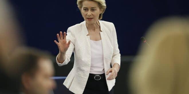 Још једна марионета на челу ЕУ