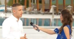 На помен Горана Весића у негативном контексту новинарка ПИНК-а прекида прилог! (видео)