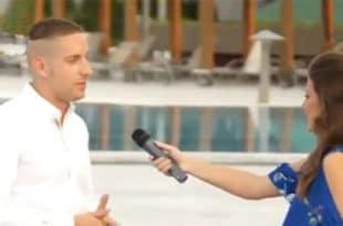На помен Горана Весића у негативном контексту новинарка ПИНК-а прекида прилог! (видео) 6