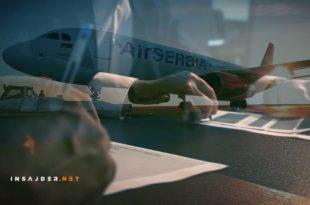 На продају и последњи део некадашњег ЈАТ-а: Шта је ЈАТ техници донела продаја Ер Србије и шта добија купац (видео)