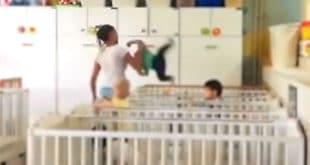 Медицинска сестра у Звечанској мучила и злостављала децу (видео)