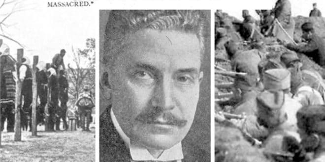 Монструозни план Немачке пред Први светски рат: Србија мора бити масакрирана! 1