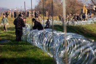 Словенија за 40 километара проширује бодљикаву ограду граници с Хрватском 6