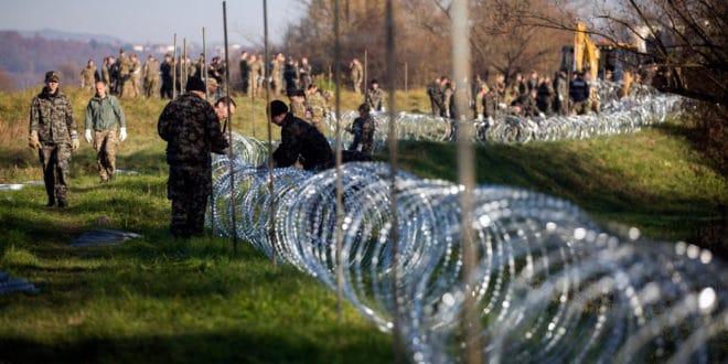 Словенија за 40 километара проширује бодљикаву ограду граници с Хрватском 1