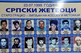 Навршава се 20 година од масакра српских жетеоца у Старом Грацком, убице и даље на слободи