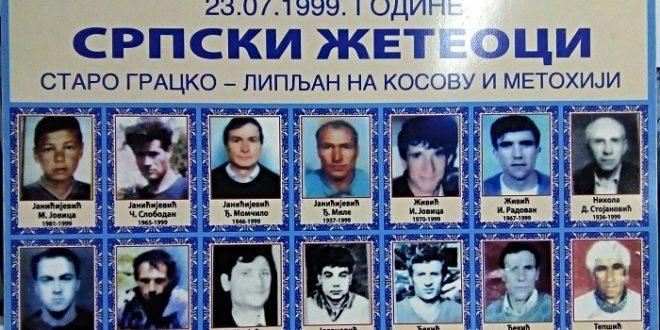 Навршава се 20 година од масакра српских жетеоца у Старом Грацком, убице и даље на слободи 1