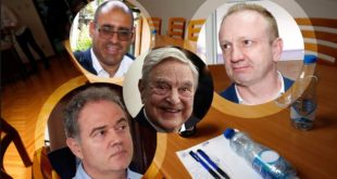 Одбијамо сваку власт и опозицију која користи услуге Ђерђа Сороша и НВО на платном списку странаца 14