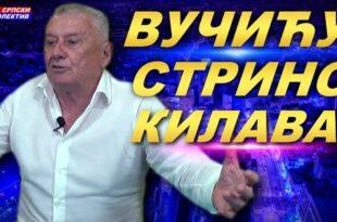 """Велимир Илић: """"Вучићу, куго! Испразнио си Србију! Поред тебе нам непријатељи не требају"""" (видео)"""