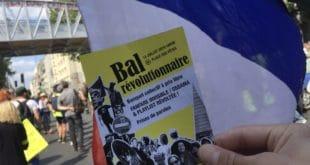 Нереди на улицама Париза на Дан пада Бастиље (видео) 3